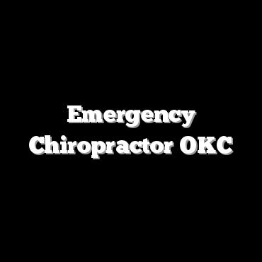 Emergency Chiropractor OKC